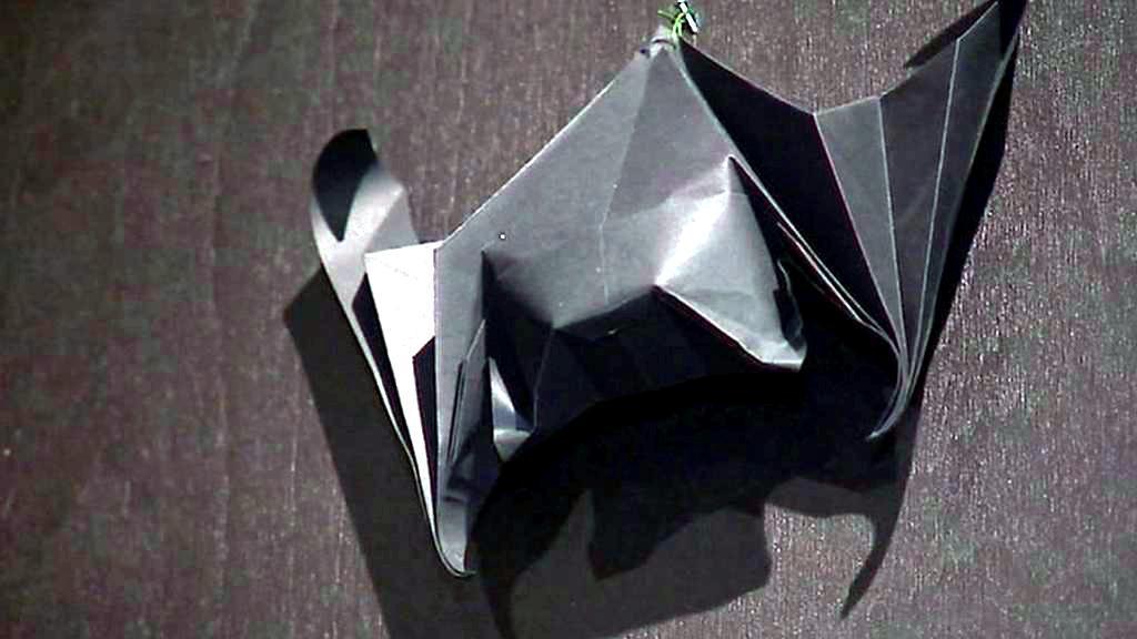 Origami netopýr