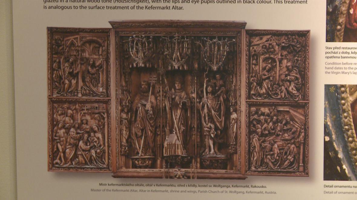 Kefermarktský oltář