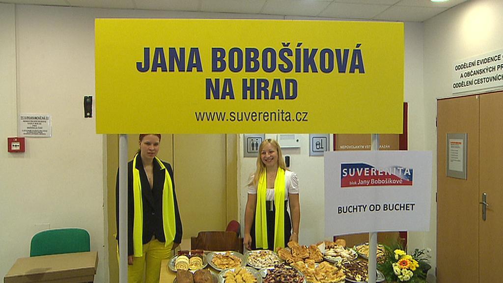 Petice za Janu Bobošíkovou