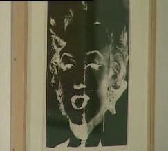 Marylin Monroe od Andyho Warhola