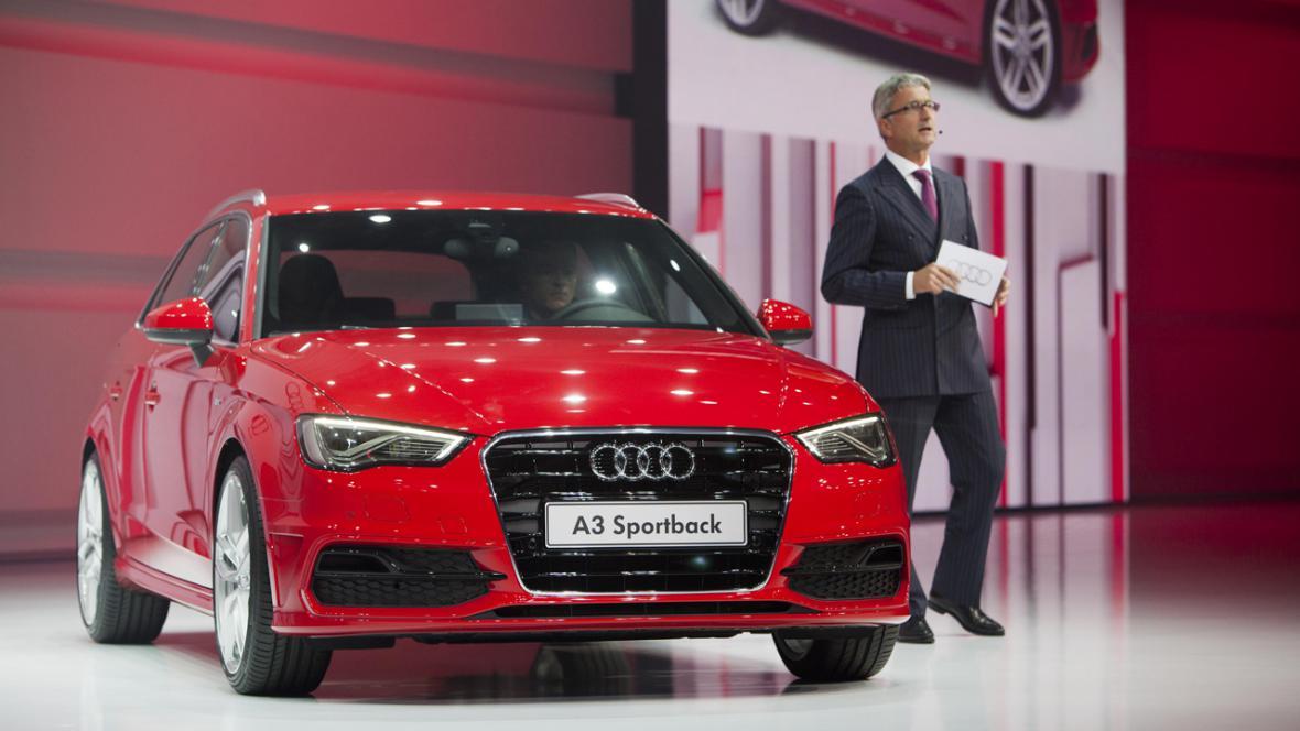 Nové Audi A3 Sportback
