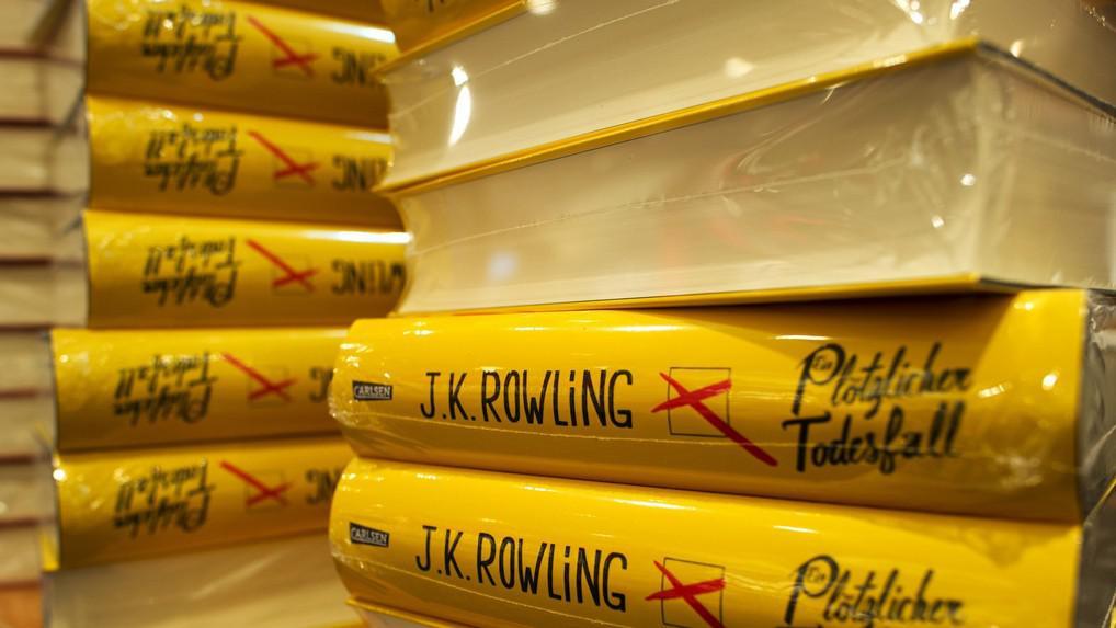 Německý překlad knihy J. K. Rowlingové The Casual Vacancy