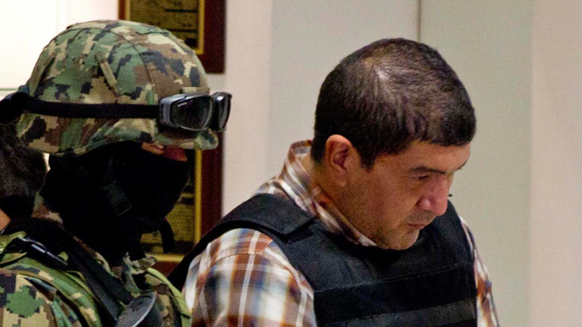 Zadržení Ivána Velásqueze Caballery