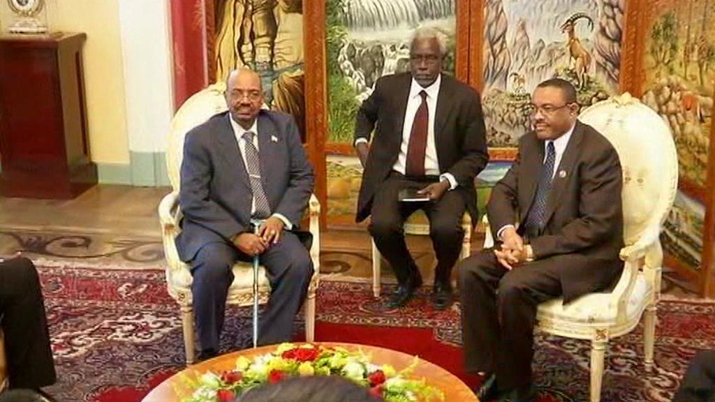 Jednání zástupců Jižního Súdánu a Súdánu