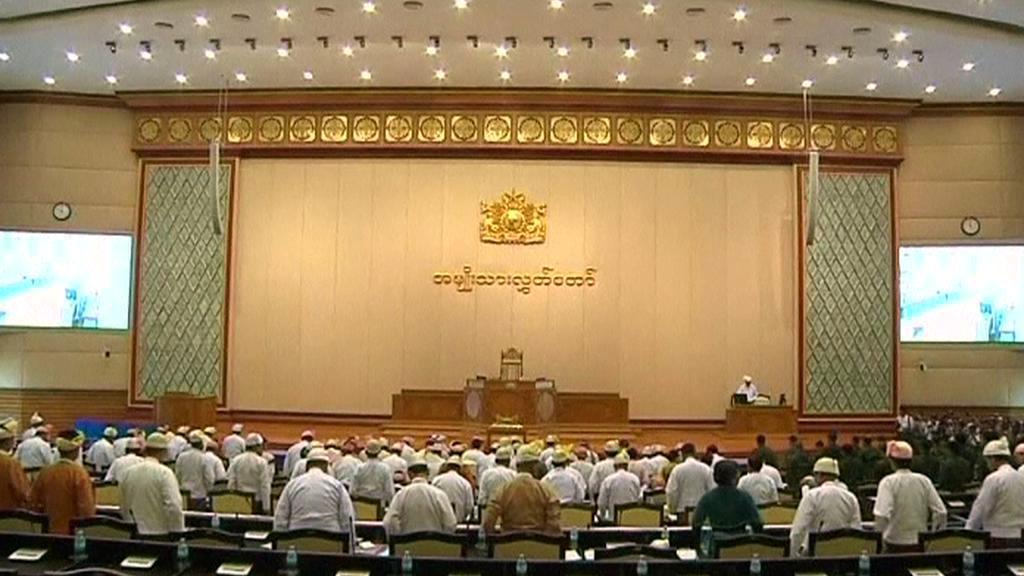 Barmský parlament