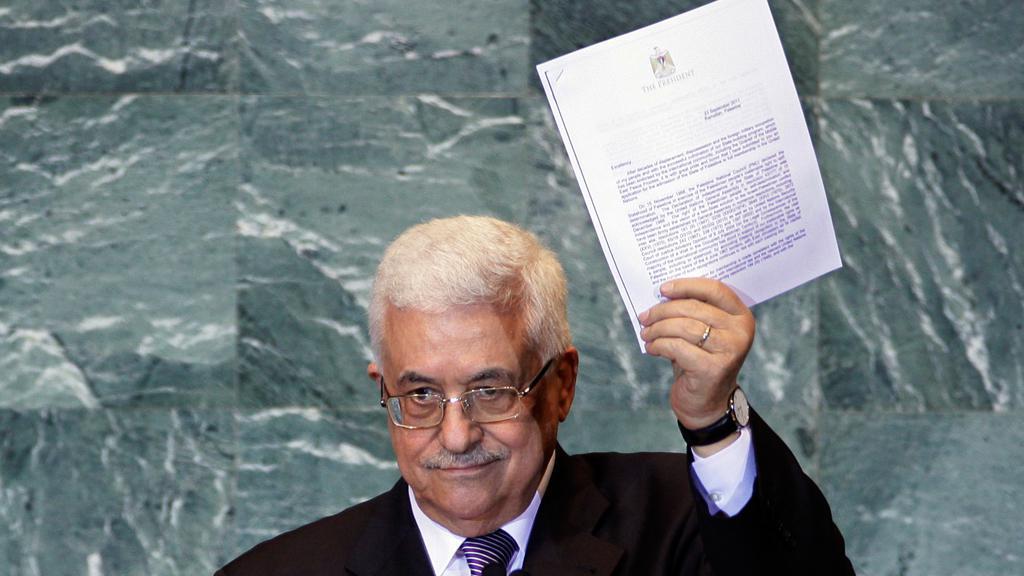 Abbás s žádostí o členství Palestiny v OSN