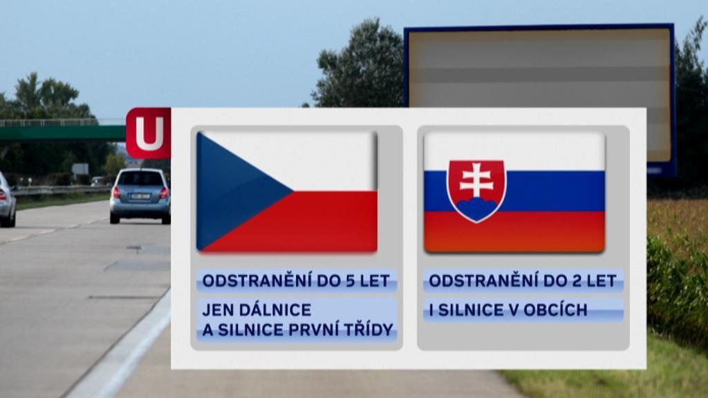 Srovnání českého a slovenského zákona