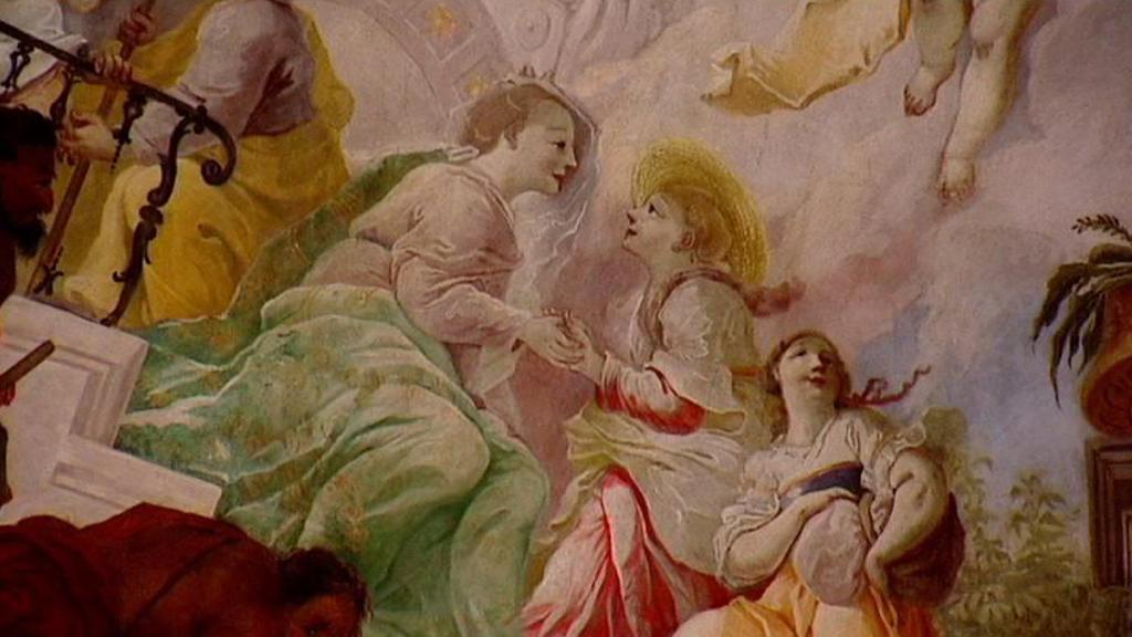 Až 250 let staré původní malby