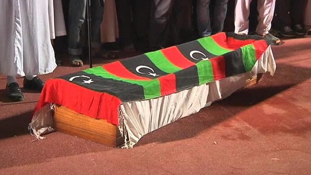 Umran Šaaban byl umučen Kaddáfího příznivci