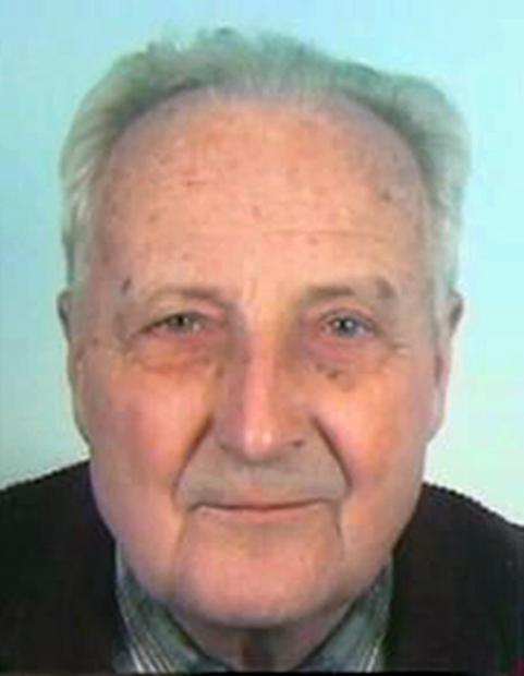 Pohřešovaný Ladislav Knop