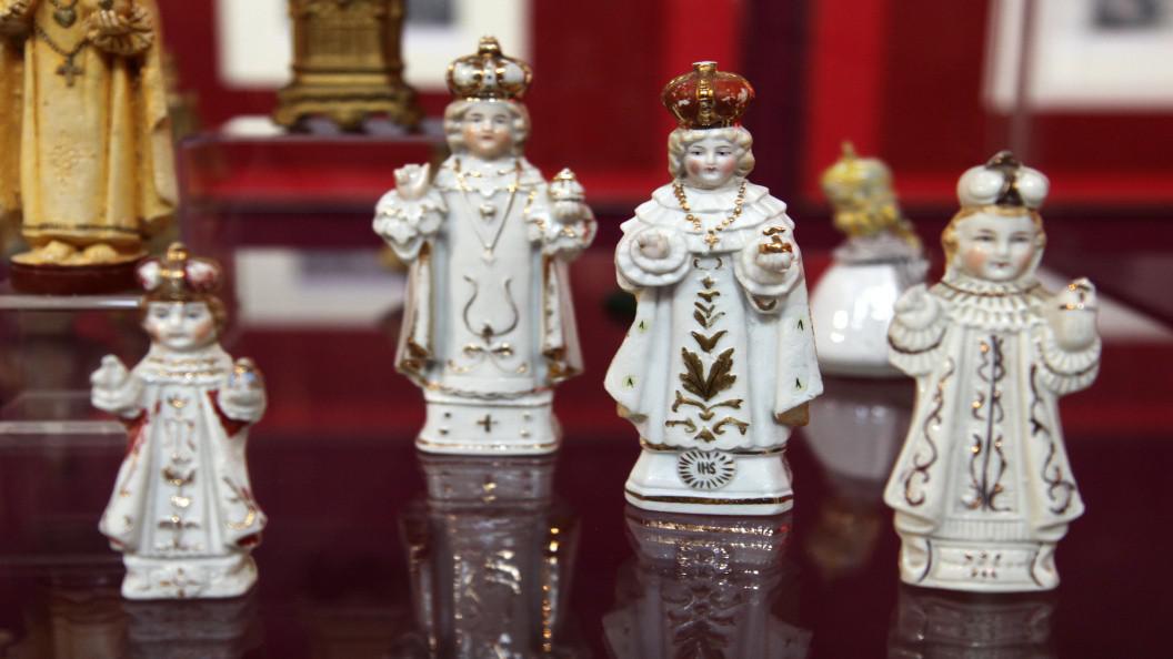 Sbírka představí i kopie Pražského Jezulátka