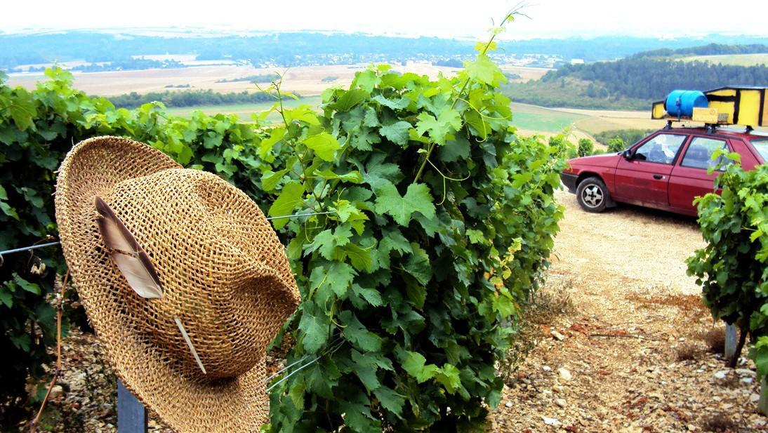 Evropská cesta klezmerové skupiny Der Šenster Gob (Orleáns, Francie, léto 2012)