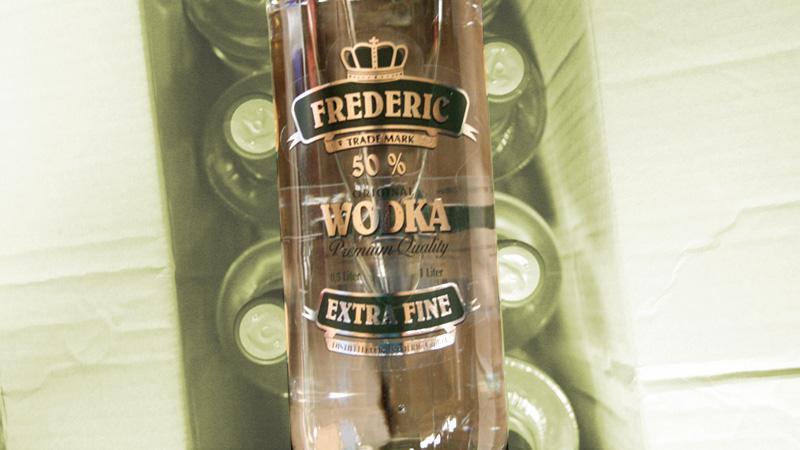 Wodka Frederic