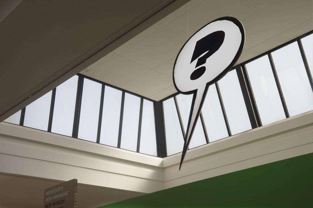 Výstava Signály z neznáma