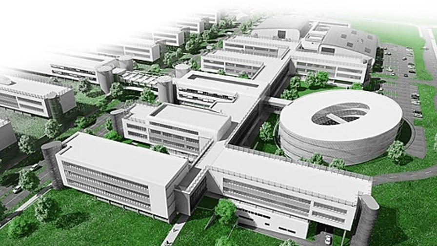 Laboratoře v areálu Univerzitního kampusu Bohunice Masarykovy univerzity