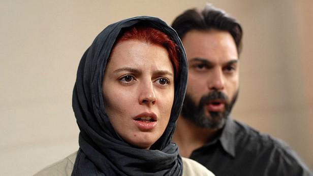 Rozchod Nadera a Simin / Leila Hatami a  Peyman Moaadi