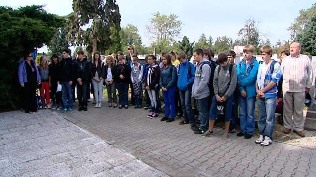 Slavnostní ceremoniál v Lubenci