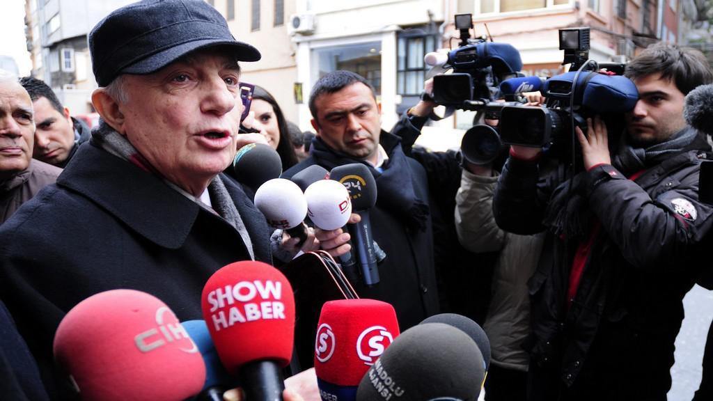 Soud s tureckými důstojníky