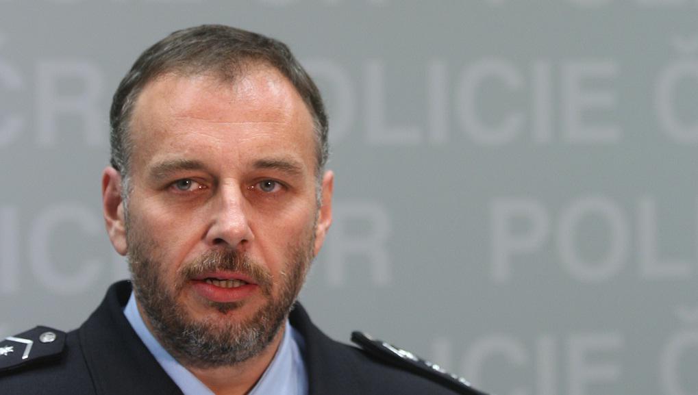 Ivan Bílek jako náměstek policejního ředitele
