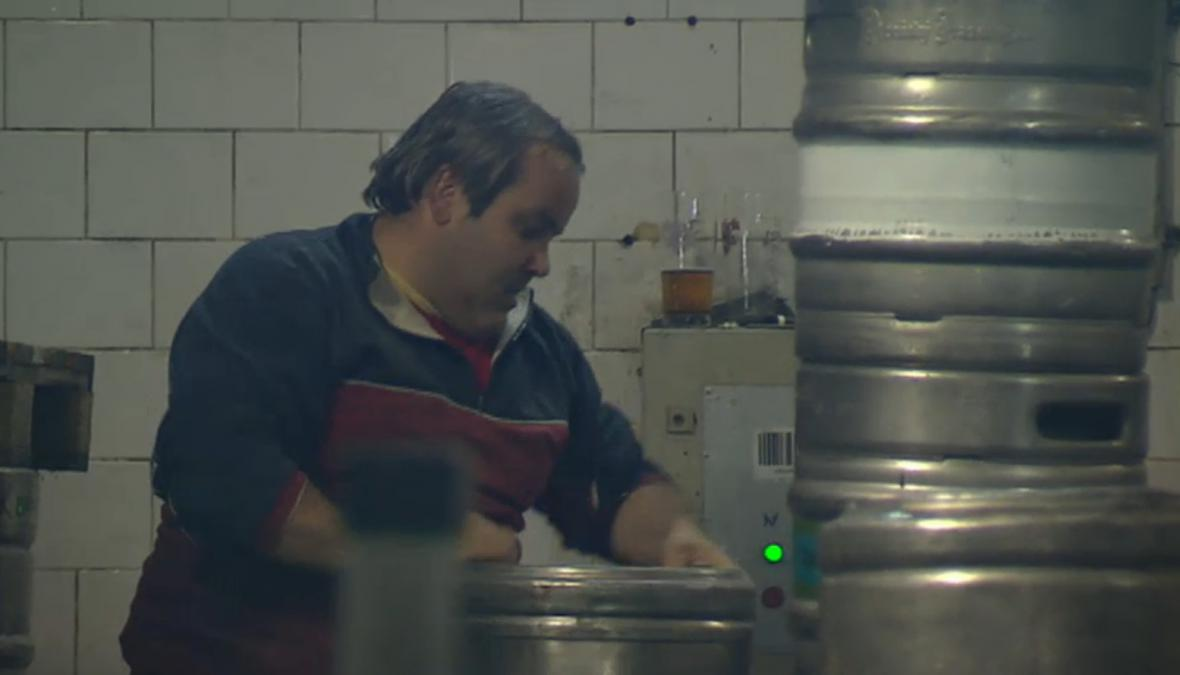 Miroslav Mareš dnes pracuje v jihlavském pivorau
