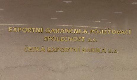 EGAP a Česká exportní banka