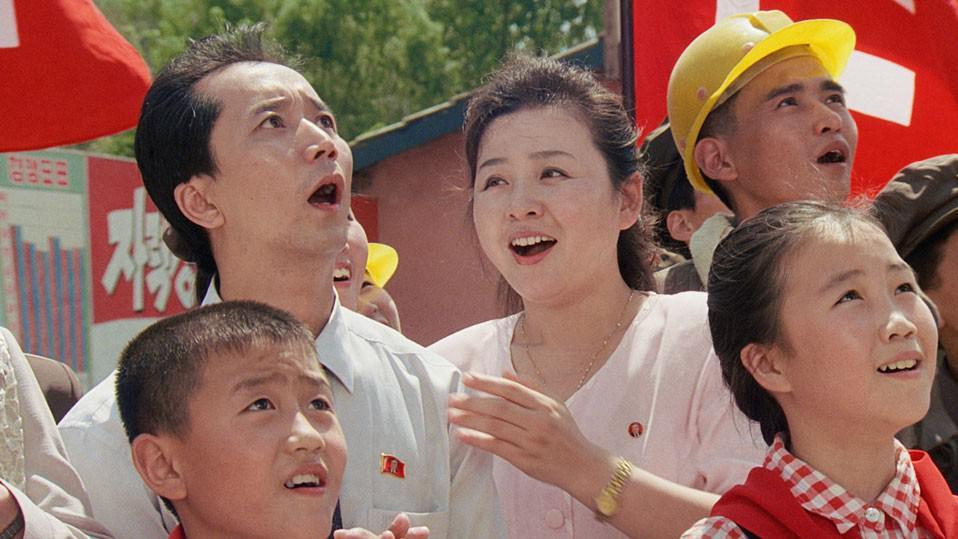 Comrade Kim Goes Flying (2012)