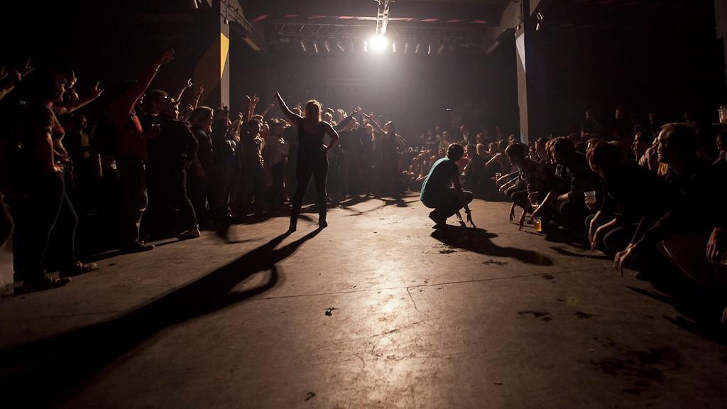 Taneční soutěž pod kuratelou Dana Deacona