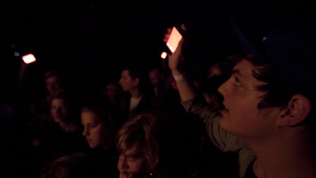 Speciální aplikace pro smartphony učiní kohokoliv součástí světelné show