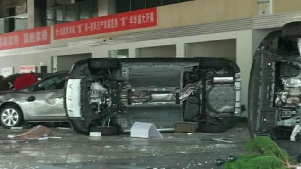 Následky protijaponských protestů v Číně