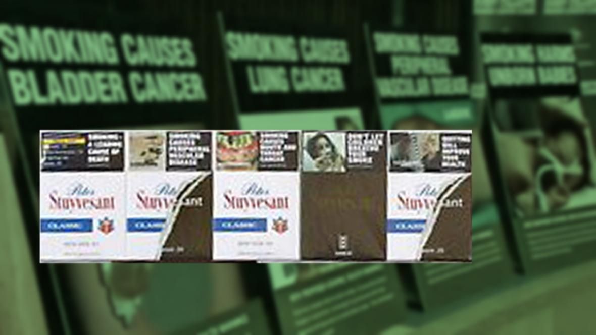 Cigarety Peter Stuyvesant sázejí v Austráíli na nový slogan