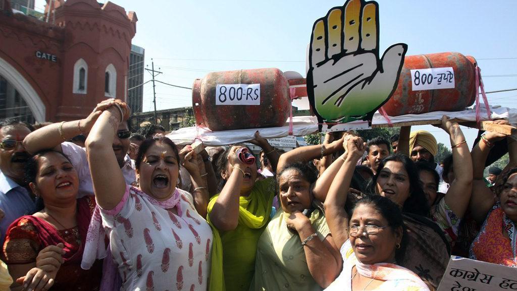 Stávka v Indii