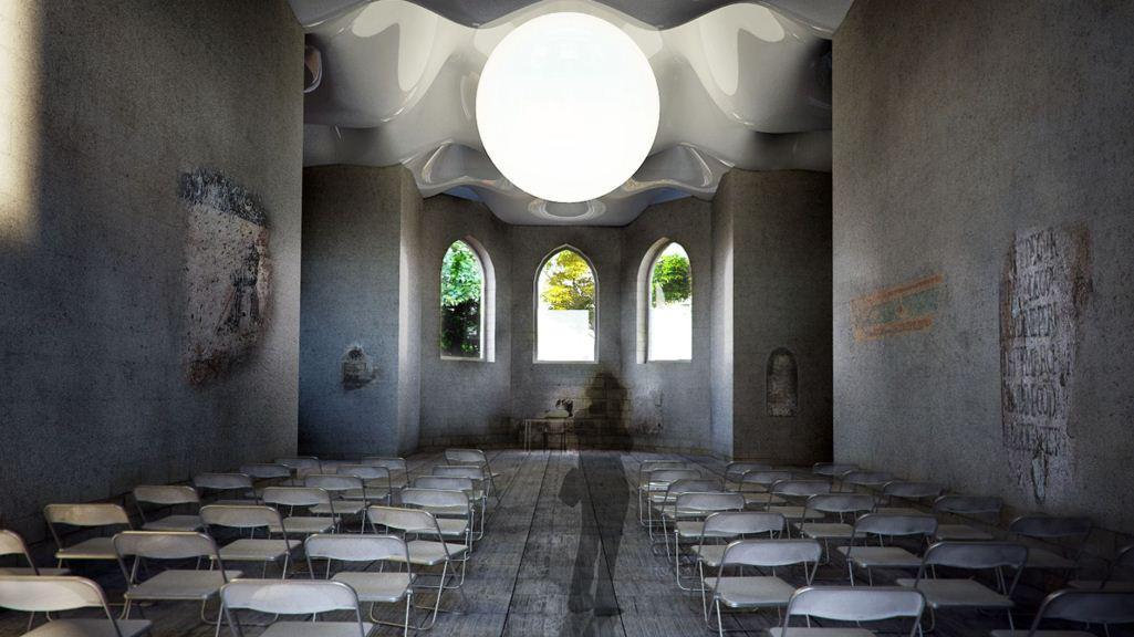Návrh podoby kulturního centra