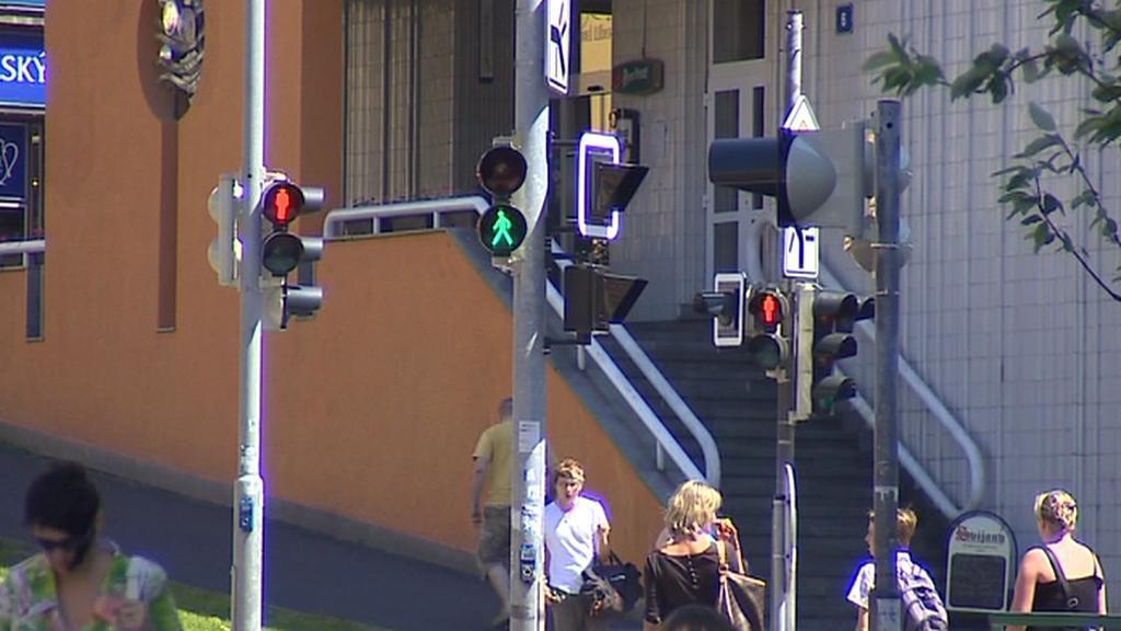 Liberec řeší, kdo bude spravovat tamní semafory
