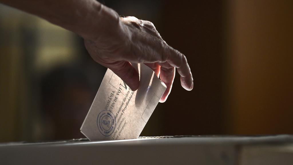 Rumunské referendum