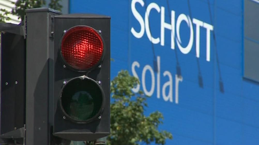 Schott Solar ve Valašském Meziříčí končí
