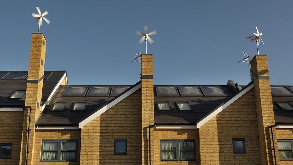 Energeticky úsporný dům
