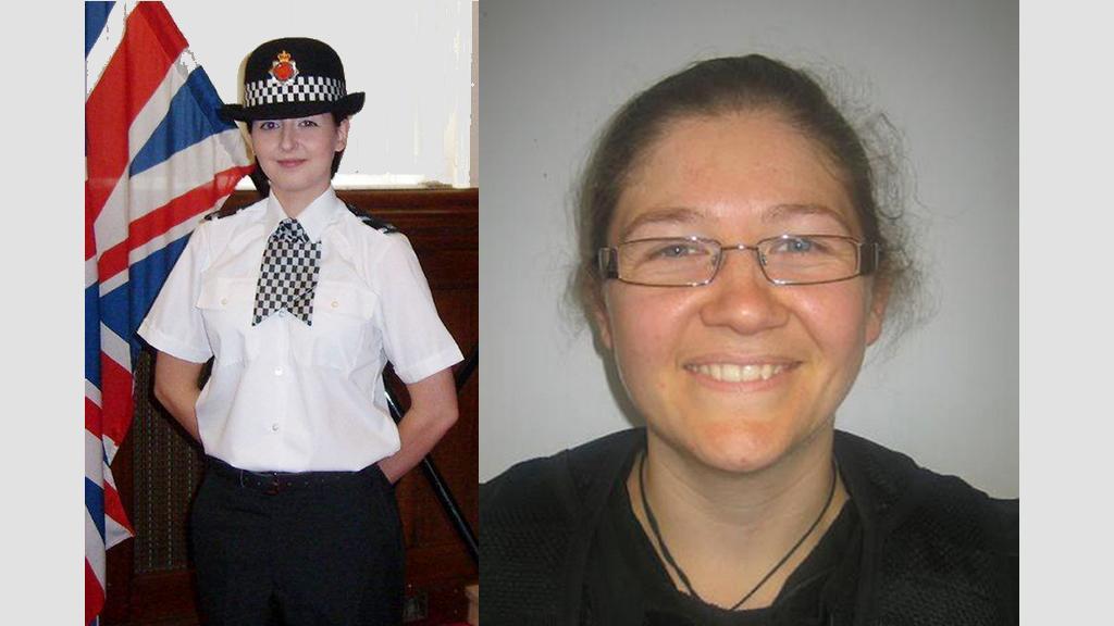 Zastřelené britské policistky
