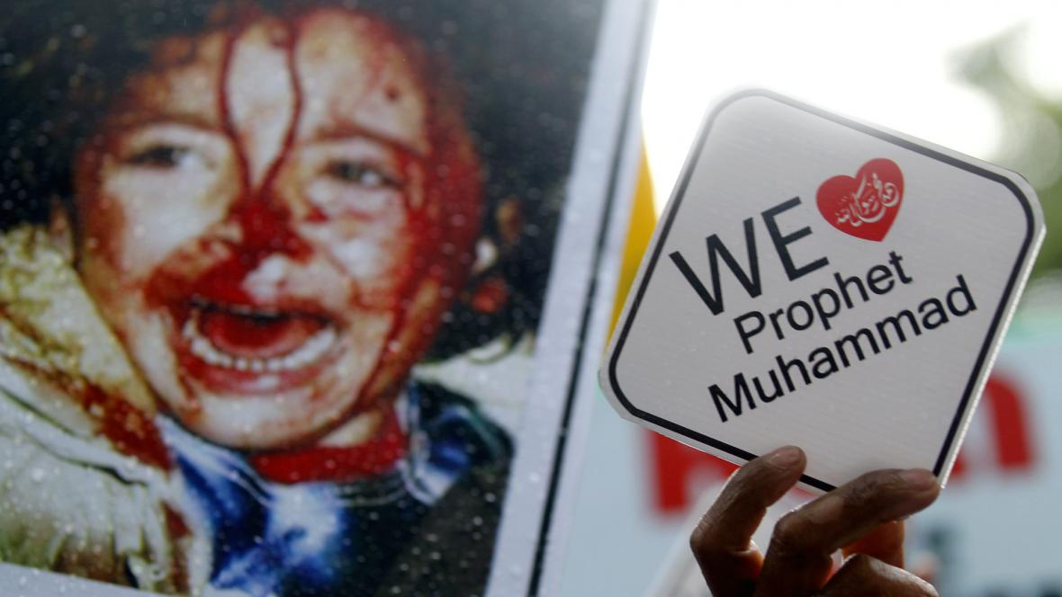 Protesty proti filmu Nevinnost muslimů