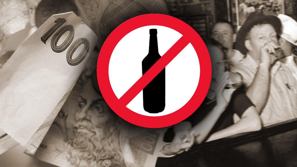 Prohibice a peníze