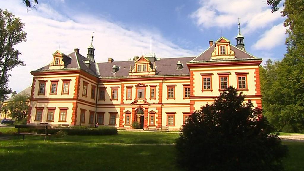 Jilemnický zámek