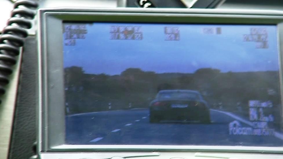 Speciální kamery pomáhají policistům v práci