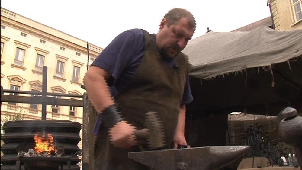 Jarmark řemesel na Znojemském historickém vinobraní