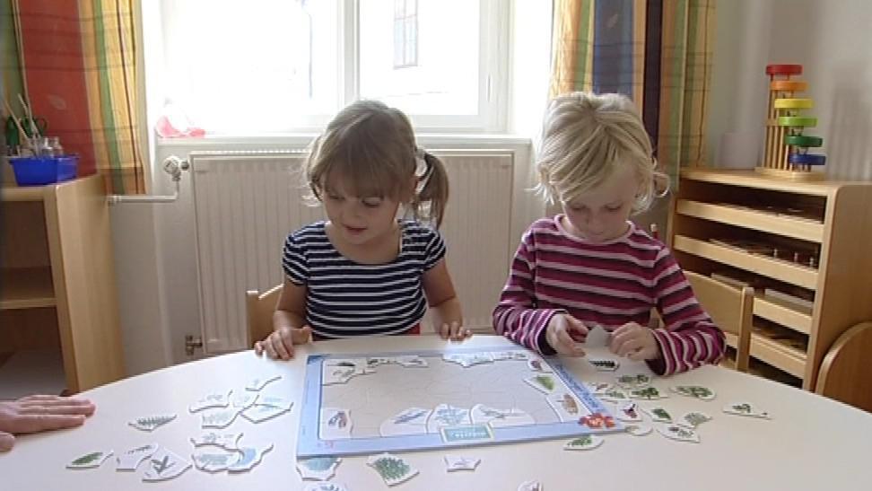 V česko-rakouské školce se děti učí česky i německy