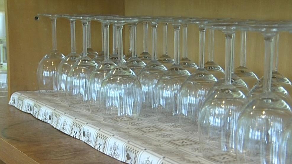 Skleničky na víno budou v kurzu