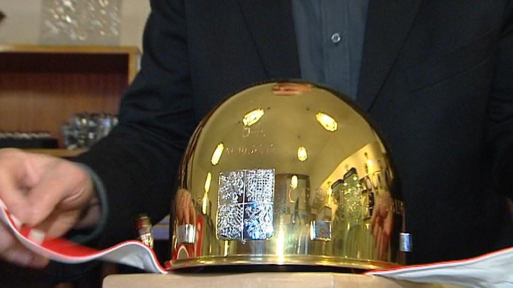 Zlatá přilba pro rok 2012