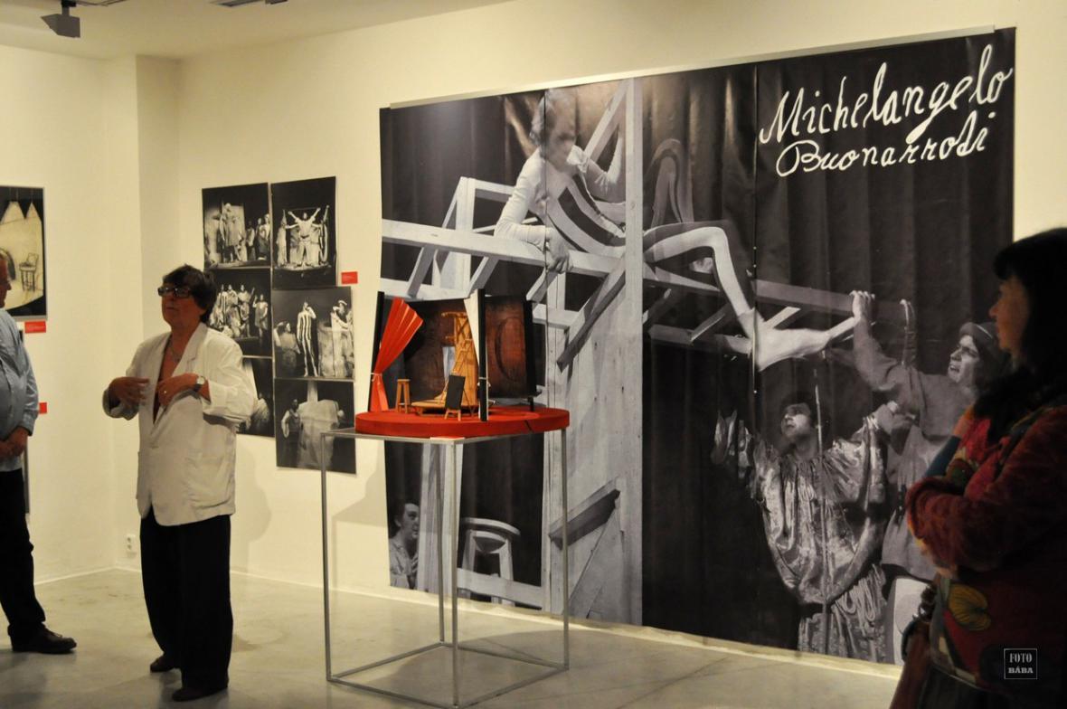 Výstava Miroslav Melena v Lounech