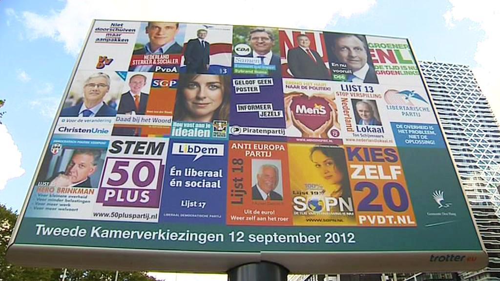 Volby v Nizozemsku