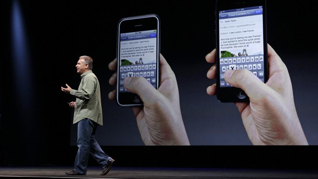 Prezentace nového iPhone 5