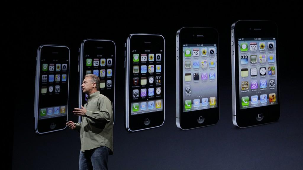 Představení nového iPhone 5