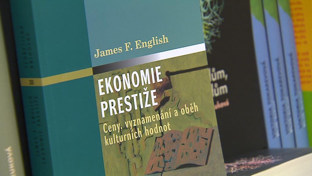 Přebal knihy Ekonomie prestiže